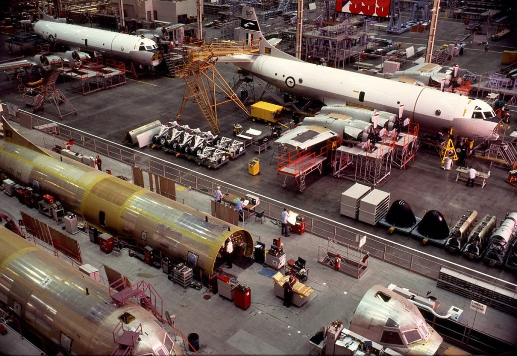p3 Orion Factory