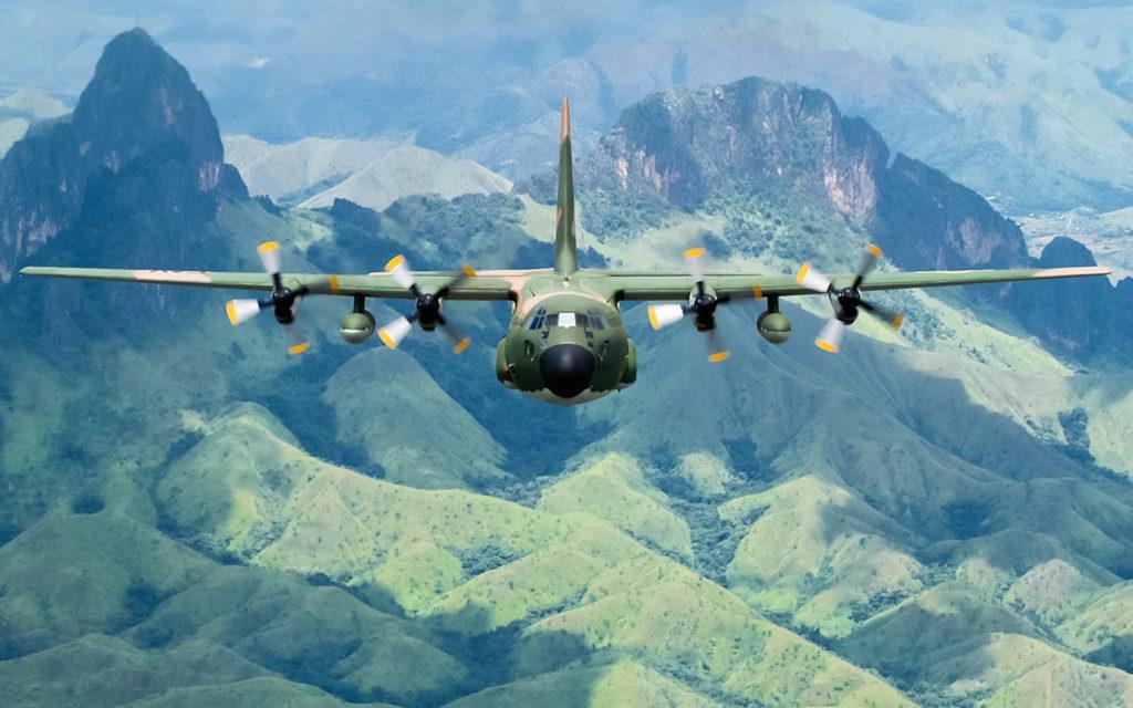 54h60 prop system on c-130 hercules