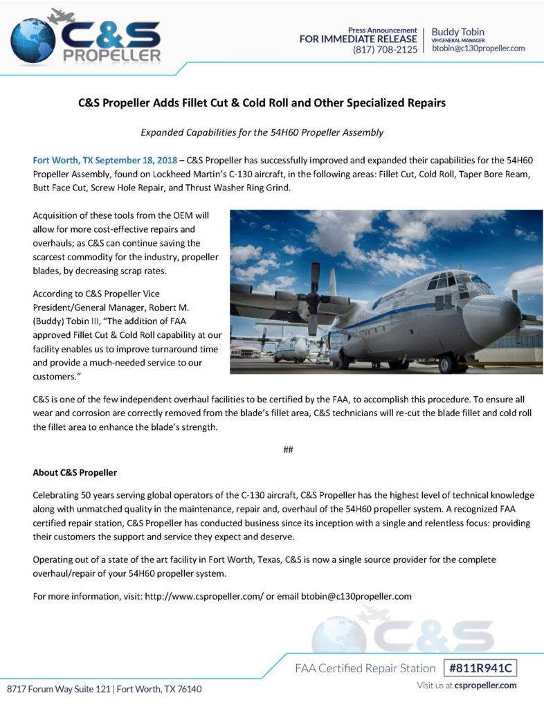 C-130 Archives - C&S Propeller